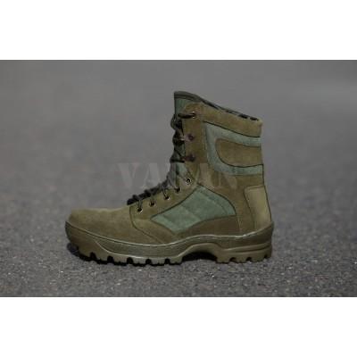Ботинки тактические VARAN M.208 Oliva