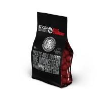 Бойлы насадочные FFEM High Attractive Boilies Strawberry/Клубника 16mm