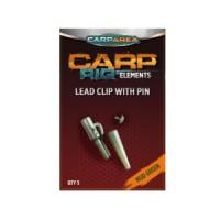 Carparea Безопасная клипса Lead Clip with Pin (5шт)