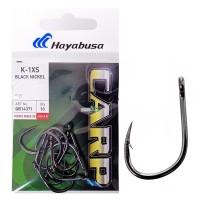 Крючки карповые Hayabusa K-1 XS BN №4 10шт