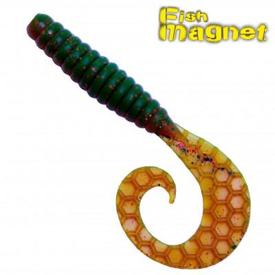 Твистер Fish Magnet COLT 3.1″ #001