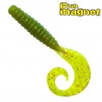 Твистер Fish Magnet COLT 3.1″ #002