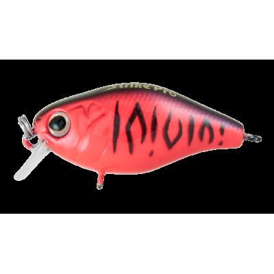 Воблер Крэнк Strike Pro Cranky 40, 40 мм, 4,2 гр, Загл. 0,2м.-0,5м., Плавающий, цвет: A207 Red Devil Pearl, (EG-164F#A207)