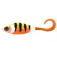 Воблер Джеркбейт Strike Pro Guppie Downsize Sinking, 90 мм, 35,7 гр, Тонущий, цвет: TR-005 Sparkle Pony Orange, (EG-208B#TR-005)