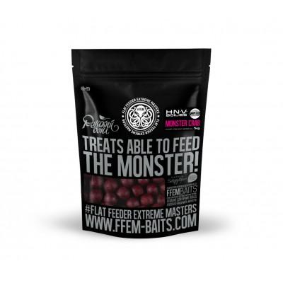 """Тонущие бойлы FFEM """"Русский Бойл"""" Monster Crab/Краб 23mm 1 кг"""
