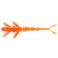 """Силиконовая приманка FishUp Flit 2"""" (10шт), #049 - Orange Pumpkin/Black"""