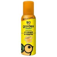 Gardex Baby Аэрозоль от клещей и комаров на одежду, 100мл