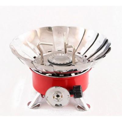 Плита газовая, малая, GR-201 ветрозащитная/4-010