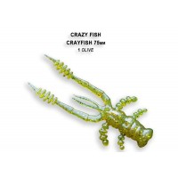 "Crayfish 3"" 34-75-1-6"