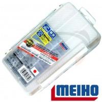 Коробка рыболовная Meiho RUNGUN CASE 1010W 175x105x38