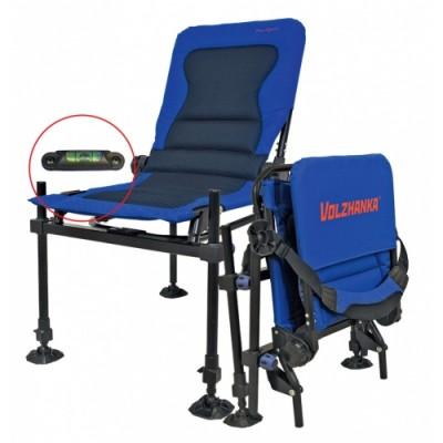 Кресло рыболовное Волжанка Pro Sport D25 compakt (складное)
