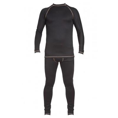 Термобелье Fjord,цвет черный, размер 58