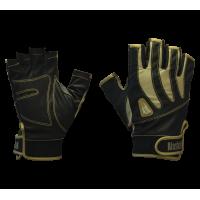 Перчатки спиннингиста Alaskan беспалые BL/Beg M (AGWK-03M)