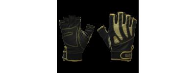 Перчатки спиннингиста Alaskan беспалые BL/Beg L (AGWK-03L)
