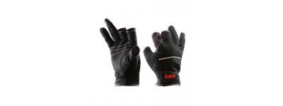 Перчатки спиннингиста Alaskan трехпалые XL (AGSHXL)
