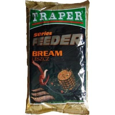 Прикормка Traper FEEDER 1kg Лещ