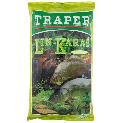 Прикормка Traper ПОПУЛЯРНАЯ 1kg Линь-Карась