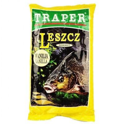 Прикормка Traper SEKRET 1kg Лещ ваниль