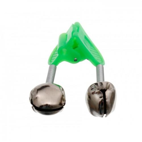 Колокольчик двойной с пластиковым фиксатором D16mm