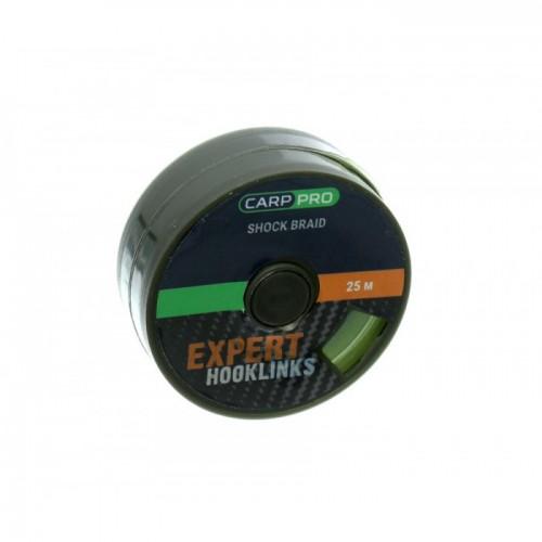 Шок-лидер Carp Pro Shock Braid 45lb 25m
