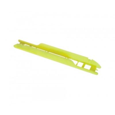 Мотовило пластиковое Flagman Yellow 25см