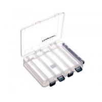 Коробка Flagman пластиковая двусторонняя 206х170х42мм