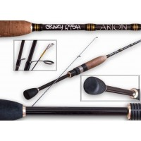 Спиннинг Crazy Fish Arion ASR742ULS 2.24m 1-7gr