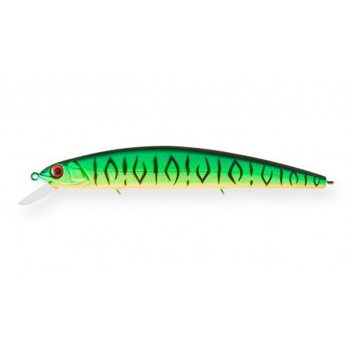 Воблер Минноу Strike Pro Montero 90SP, 90 мм, 8,6 гр, Загл. 0,8м.-1,2м., Нейтральный, цвет: GC01S Mat Tiger, (EG-190A-SP#GC01S)