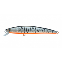 Воблер Минноу Strike Pro Arc Minnow 90SP, 90 мм, 9 гр, Загл. 0,5м.-1,0м., Нейтральный, цвет: A243ES Grey Shadow Mat Tiger, (JL-120-SP#A243ES)