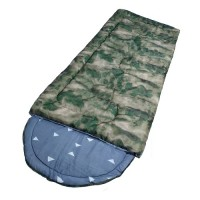 Спальный мешок Balmax Alaska Camping Series 250x90 см с подголовником (-5°С) Туман