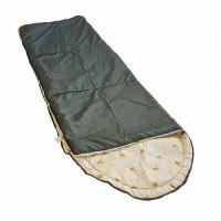 Спальный мешок Balmax Alaska Econom series 210х70 см с подголовником (0°С) Хаки