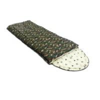 Спальный мешок Balmax Alaska Standart Plus series 250х100 см с подголовником (0°С) Камуфляж