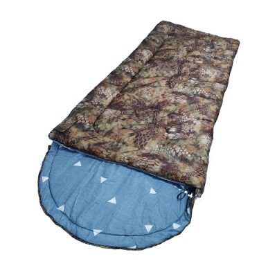 Спальный мешок Balmax Alaska Standart Plus series 250х100 см с подголовником (-10°С) Питон