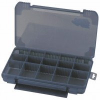 Коробка рыболовная Meiho Versus VS-3043ND-2 Black 356x230x50