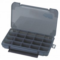 Коробка рыболовная Meiho Versus VS-3043ND Black 356x230x50