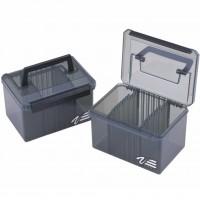 Коробка рыболовная Meiho Versus VS-4060 Black 185х145х123