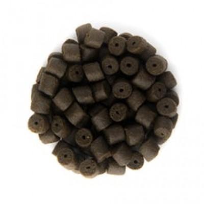 Пеллетс Coppens Black Halibut 14мм 150г с отверстием