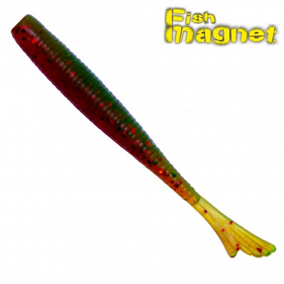 Виброхвост Fish Magnet  BITA 1.9″ #001