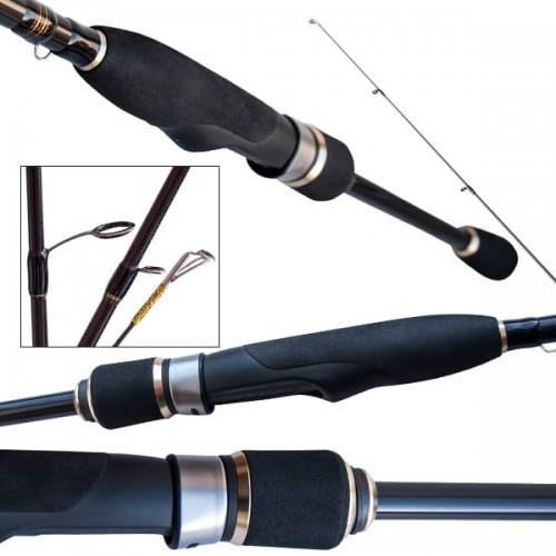 Спиннинг Crazy Fish Arion ASRE742ULS 2.24m 1-7gr
