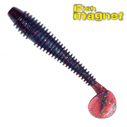Виброхвост Fish Magnet  CHOPPY FAT 3.8″ #140