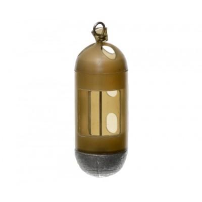 FLAGMAN Кормушка фидерная для опарыша пластиковая маленькая 20г