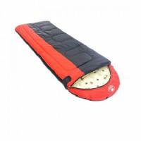 Спальный мешок Balmax Alaska Expert series 250х90 см с подголовником (0°С) Красный