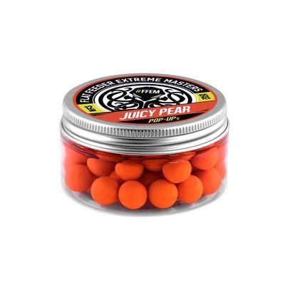 Плавающие бойлы FFEM Pop-Up Juicy Pear/Кислая Груша 12mm