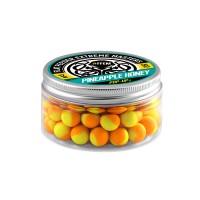 Плавающие бойлы FFEM Pop-Up Pineapple Honey/Ананас и Мед 12mm