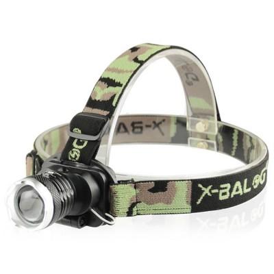 Фонарь налобный cветодиодный Headlamp Rechargeable BL-6809