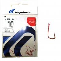 Крючки Hayabusa H.SDE198 R №11 10шт
