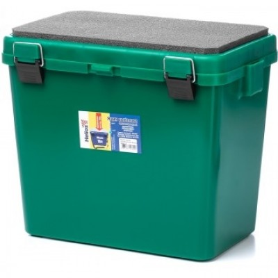 Ящик зимний односекционный Тонар Helios M 19л зеленый