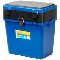 Ящик зимний двухсекционный Тонар Helios M 19л синий