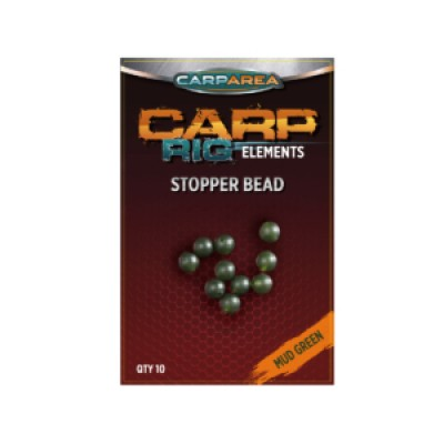 Carparea Силиконовые стопорные бусины Stopper Beads (10шт)