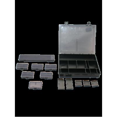 Коробка карповая Carp box-001 большая 37x30см